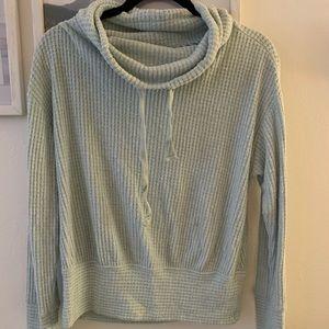 Anthropologie Sweater (Light Green)